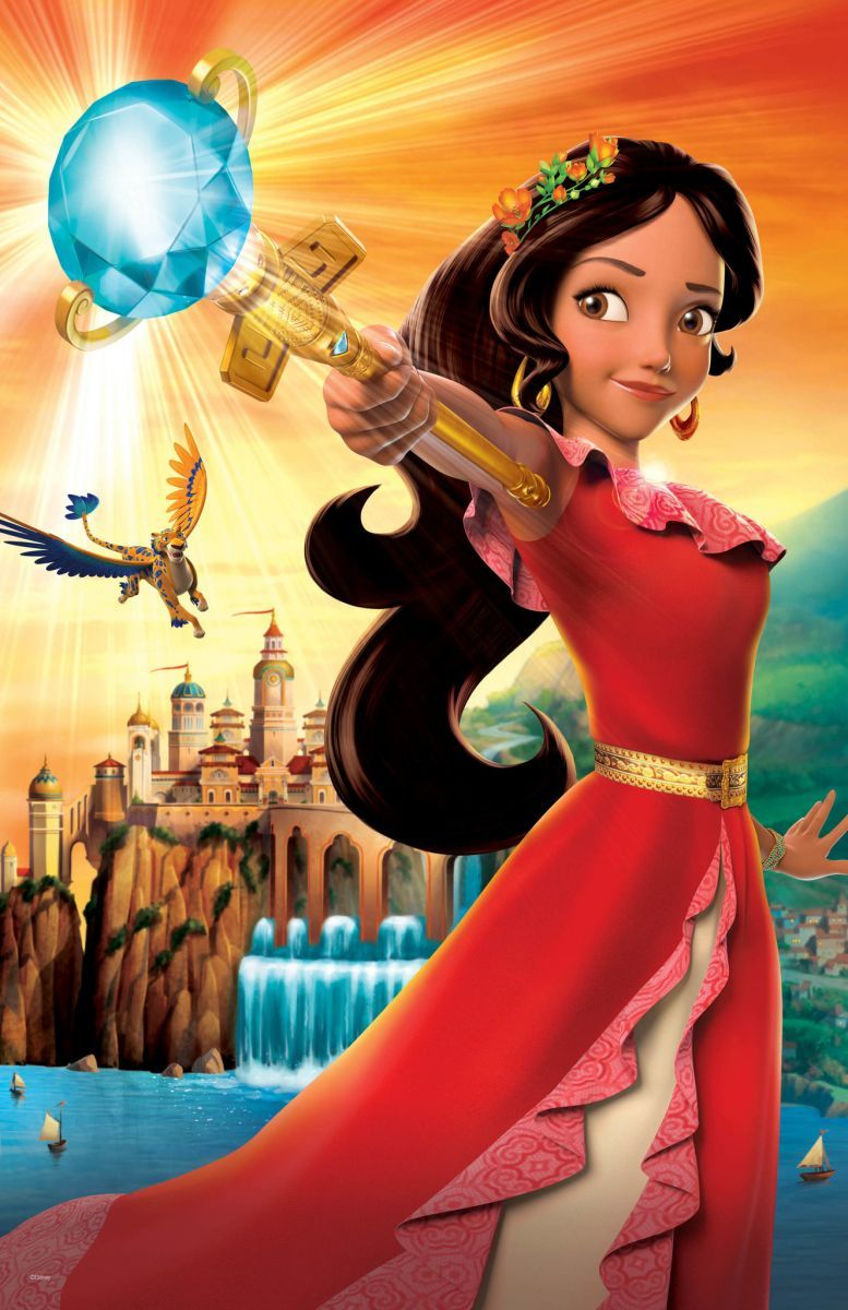 Princess Elena Of Avalor Princesas Princesas Disney Disney Channel