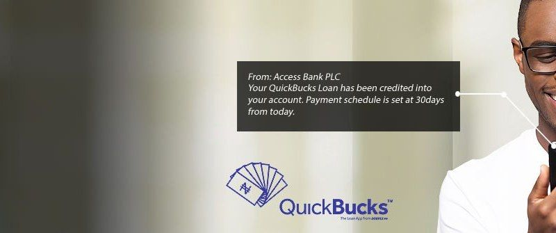 Download QuickBucks Loan App from Access Bank PayDayLoan