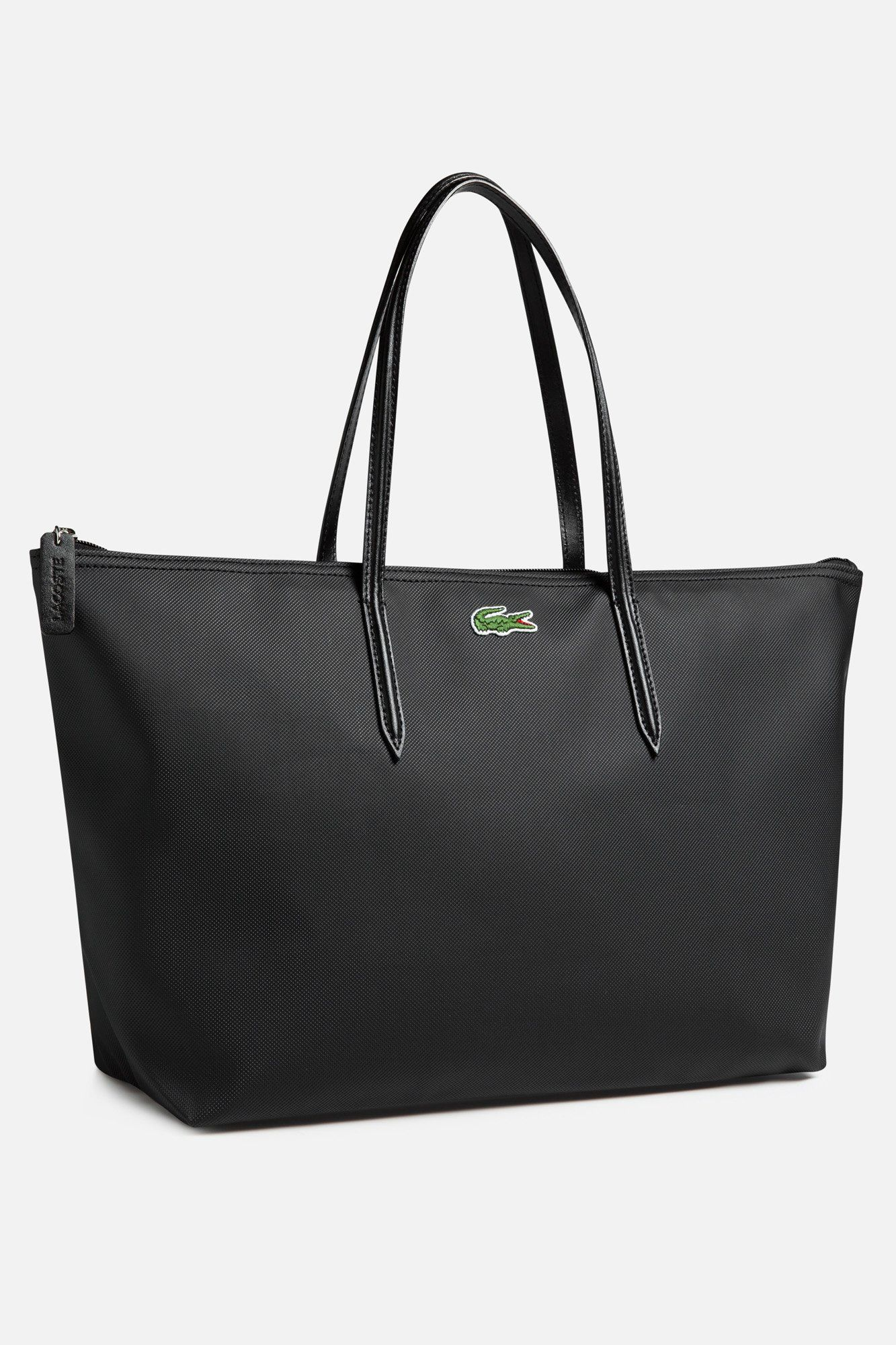 103607bc706 Lacoste L.12.12 Concept Large Horizontal Tote : Bags & Wallets ...