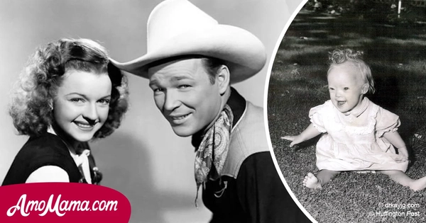 Dale Evans and Roy Rogers' famous song in fact is about