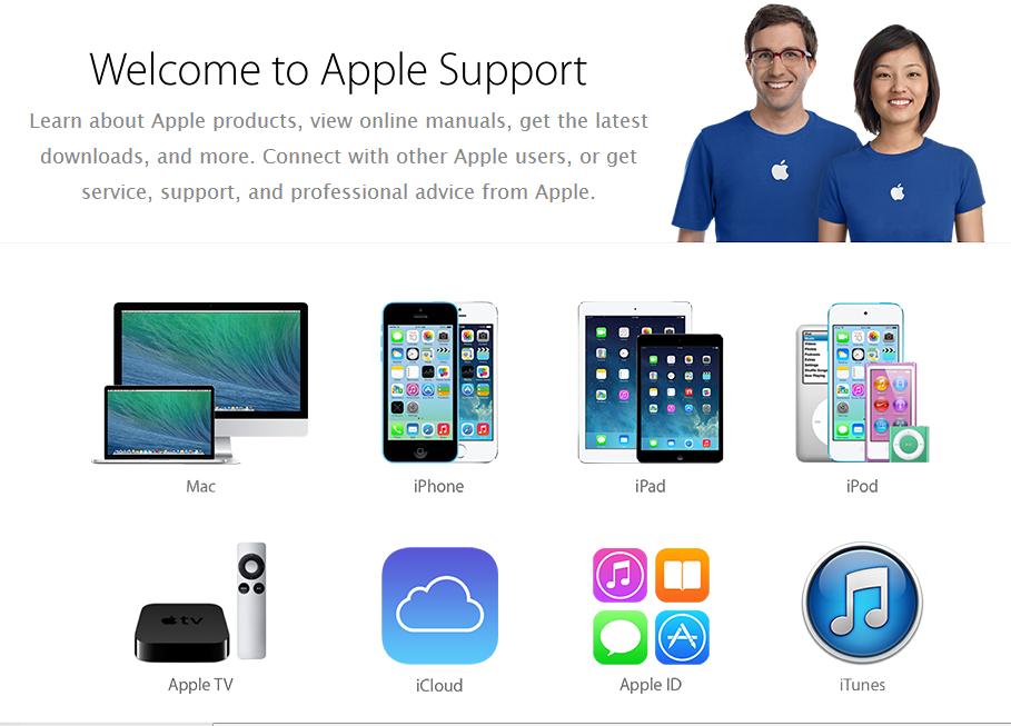 Apple Ha Redisenado Completamente Su Pagina Web Oficial De Soporte