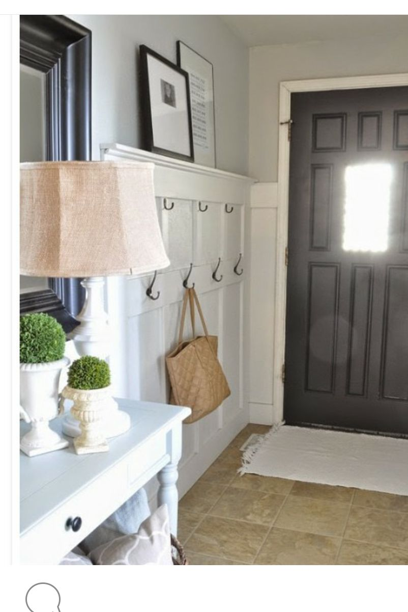 Image Result For Hooks Behind Doors Lake House Foyer Furniture