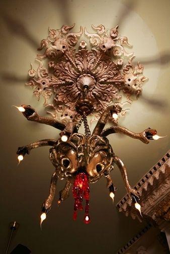 Octopus Chandeliers Chandelier Design Chandelier I Like Lamp