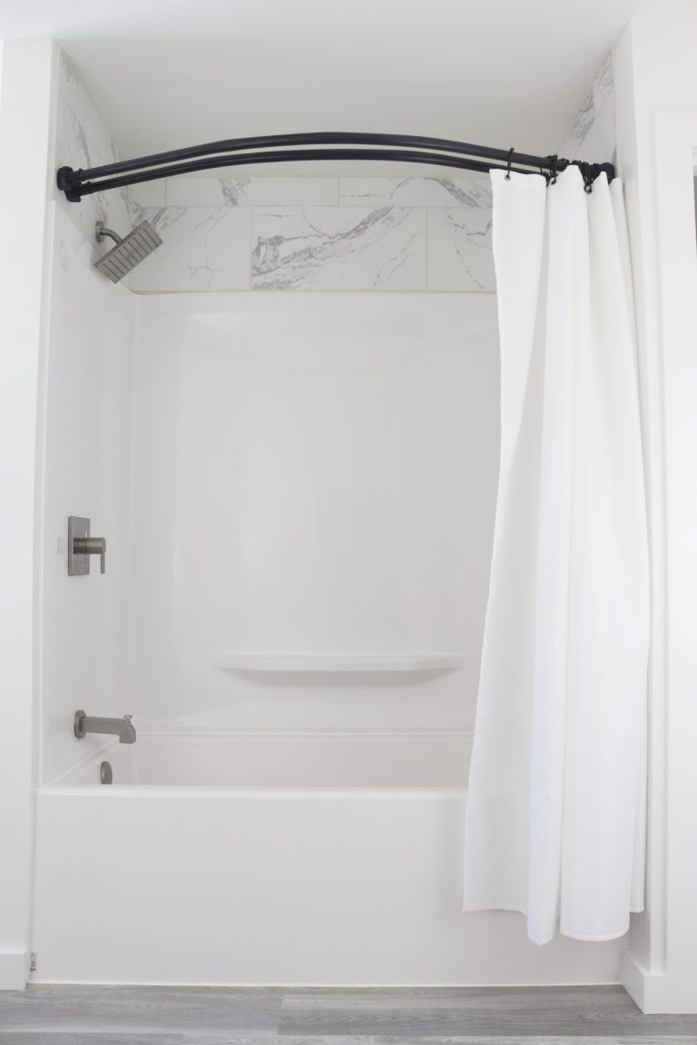 Bathroom Renovation Final Reveal Modern Bathroom Renovations