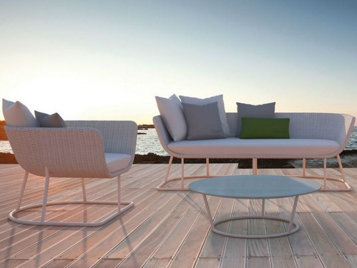 Fantastisch Garden Furniture Made Of Polyrattan 2015 A Creative Centerpiece