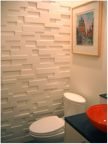 DIY! You know, I really like this wall, but I think it would be a ...