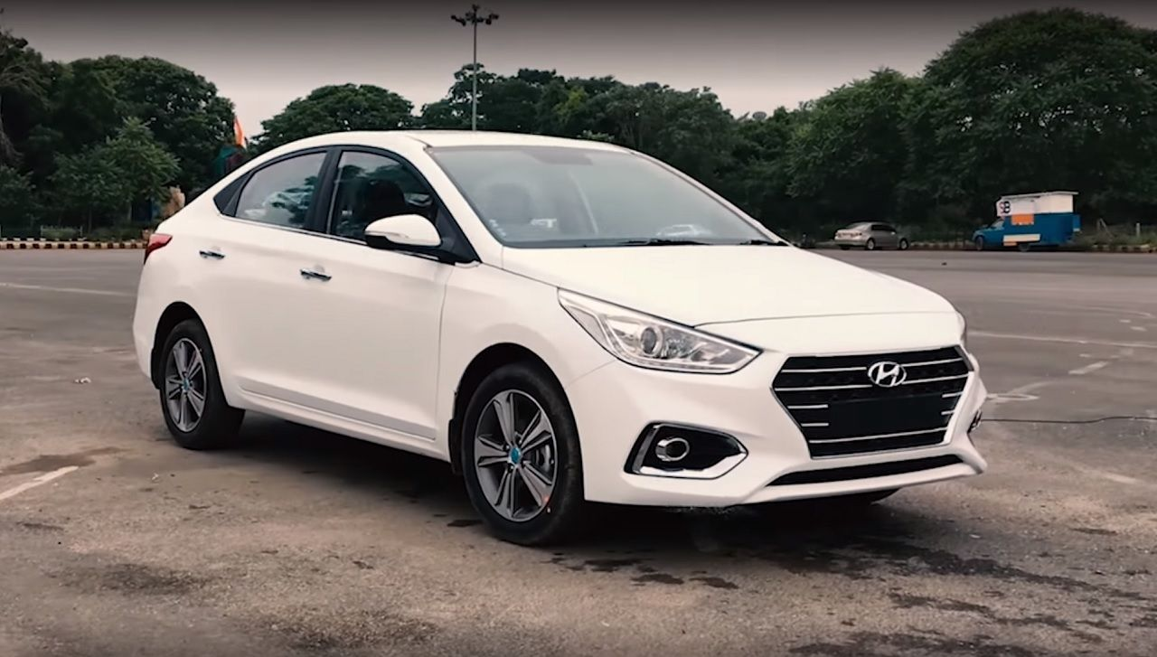 New Hyundai Verna 2017 Review Video With Features Specifications