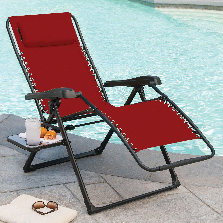 Member's Mark AntiGravity Chair, Red Sam's Club Chair