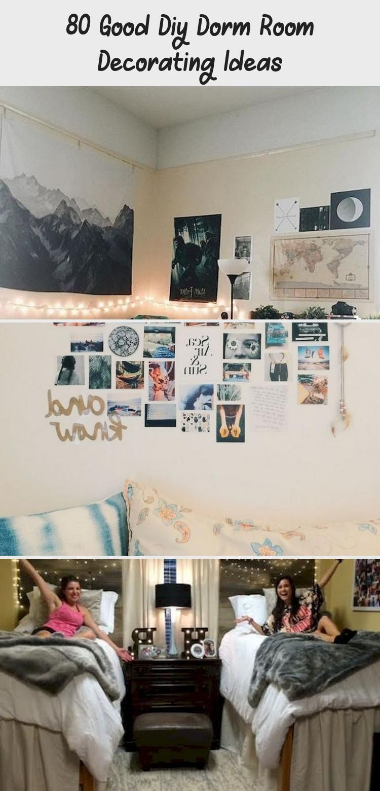 80 Good DIY Dorm Room Decorating Ideas #diy #dormroom #decoratingideas #Purpleroomideas #roomideasTapestry #Vscoroomideas #roomideasWhite #Modernroomideas #purpledormrooms