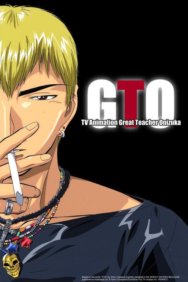 Epingle Sur Anime Stuffs Gto anime iphone wallpaper