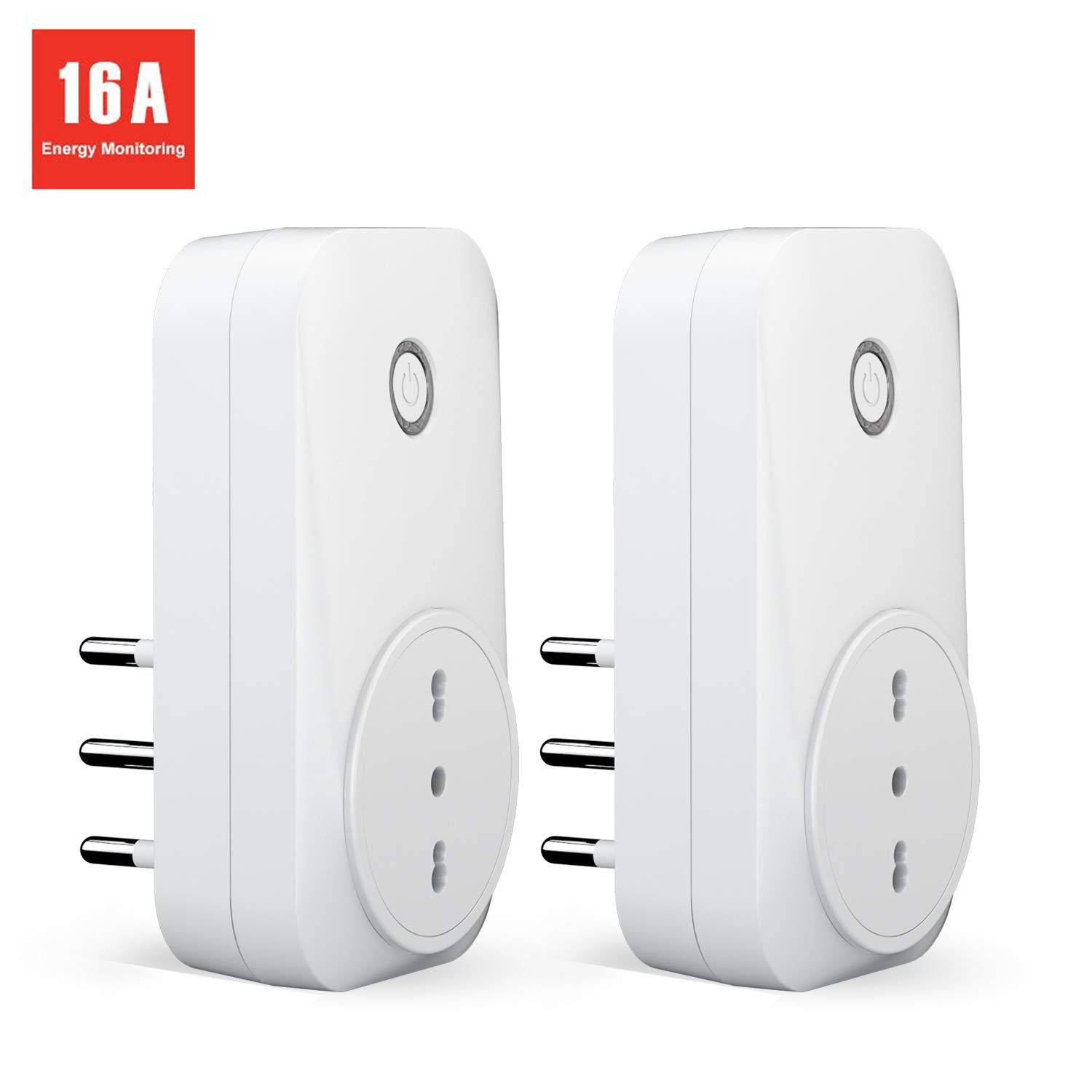 meross Presa Intelligente Wifi Italiana 16A 3680W Smart Plug