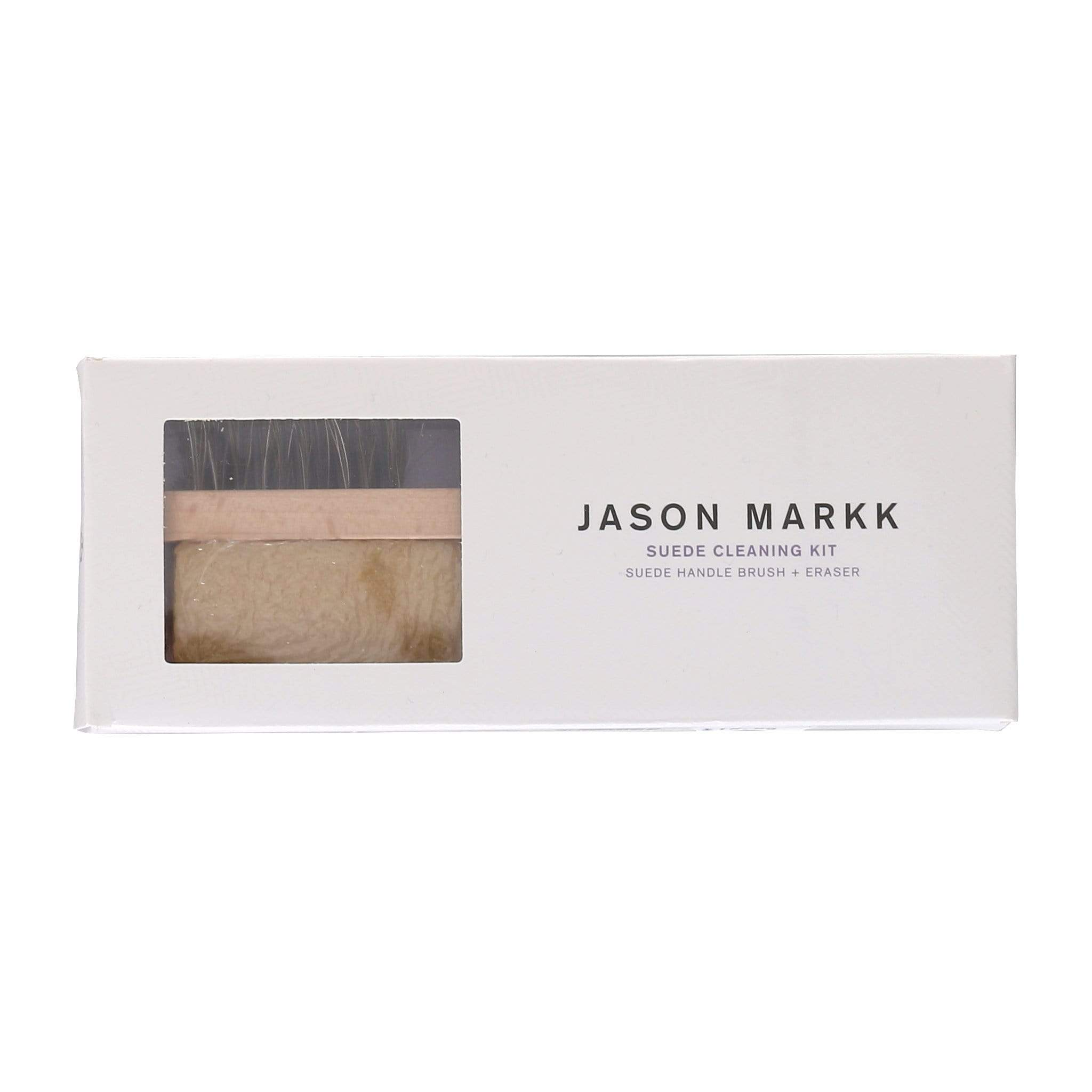 Eraser Jason Markk Suede Shoe Cleaning Kit Beech Brush