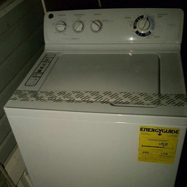 For Sale: Brand new GE wash. for $300