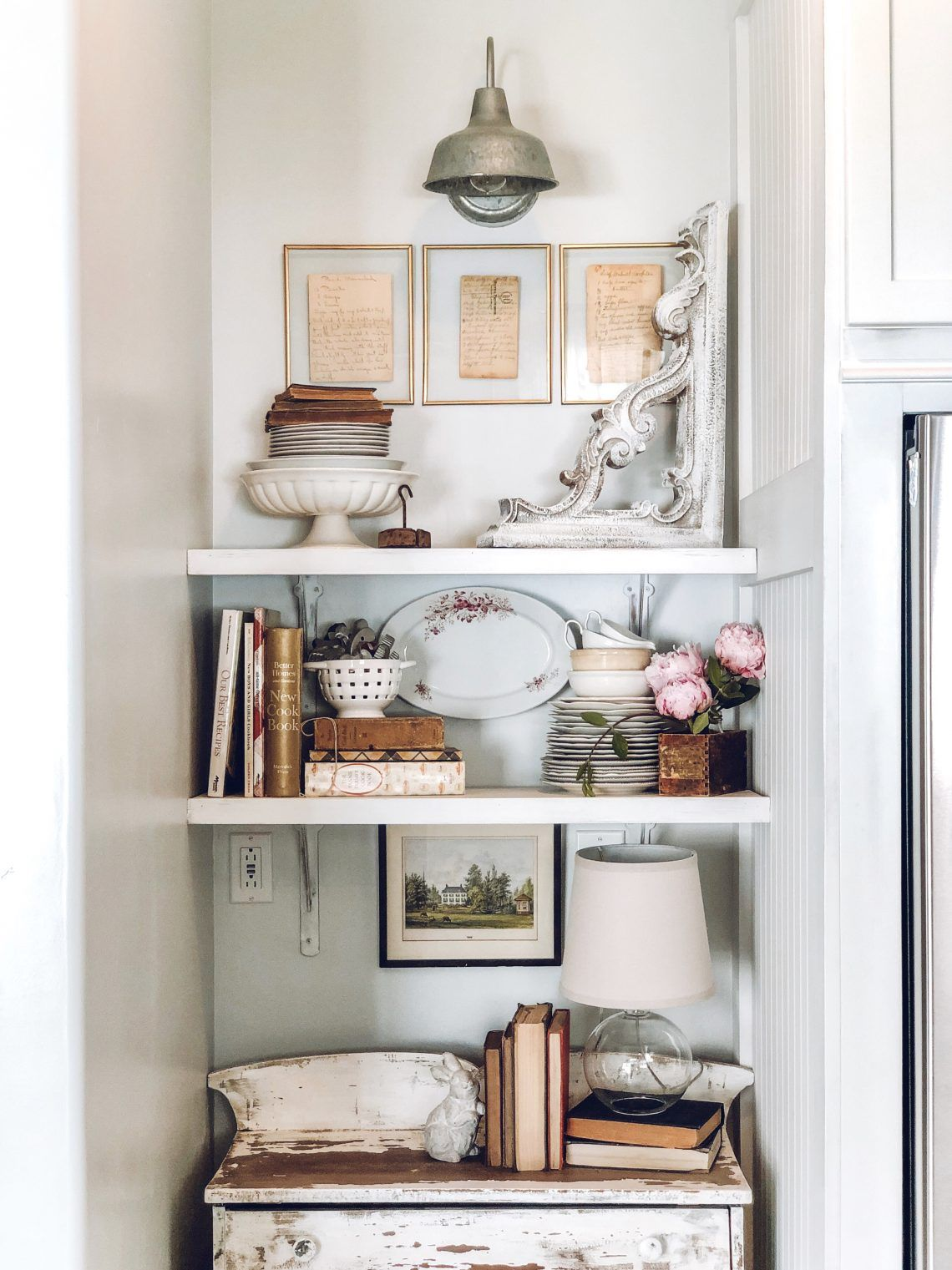 Top Shelf Clearance Challenge June With Images Home Decor Decor Shelves