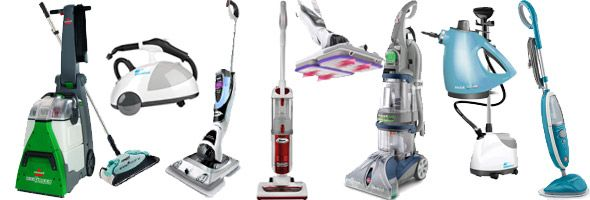 Steam Cleaner Comparison The Bissell Big Green Carpet