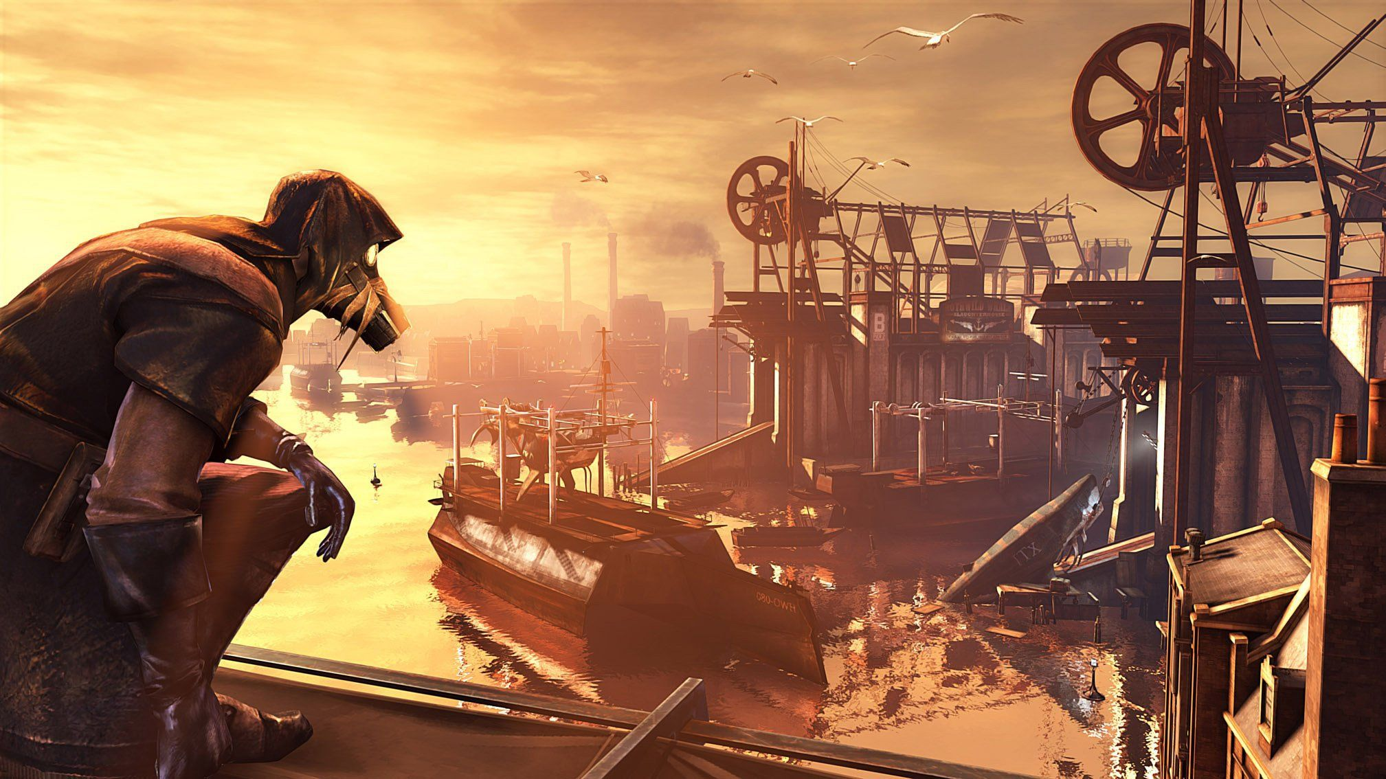 Dishonored Wallpapers In Ultra Hd K 19201200 Dishonored 2