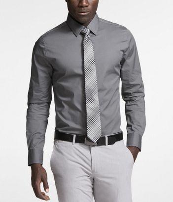 Mens Grey Shirts Photo Album - Fashion Trends and Models