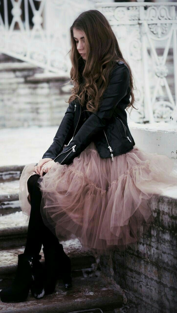 b0afab3f56 Tulle skirt