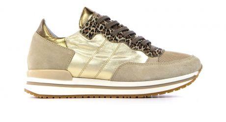 464fef6bb74 Stefano Lauran Sophia - Sneakers - Goud online kopen - Van den Assem  Schoenen