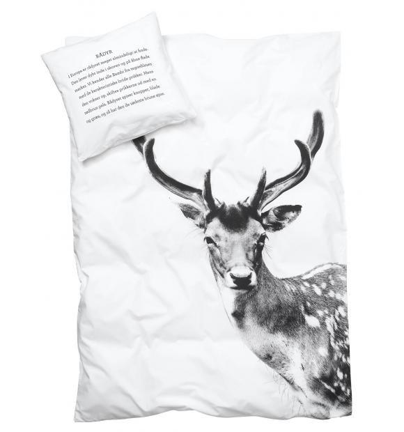 by nord sengetøj Det lækreste hvide sengetøj til junior fra By Nord Sengesættet har  by nord sengetøj
