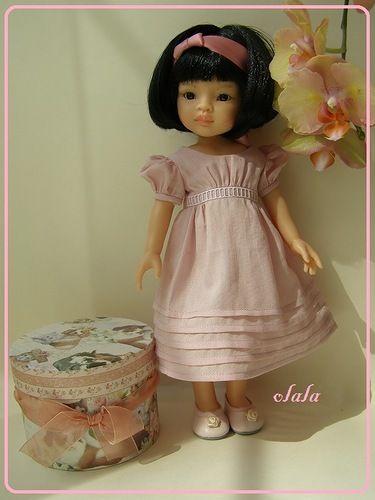 Платье для paola reina выкройки