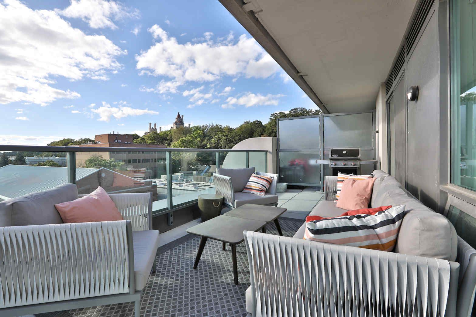 How To Make The Most Out Of Your Toronto Condo Balcony