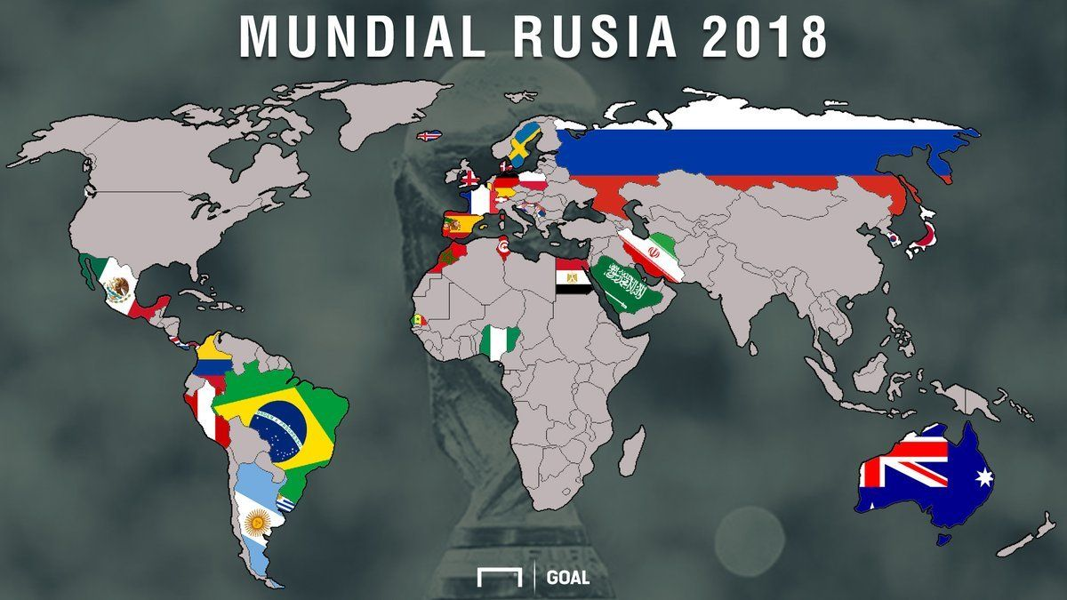 2018 FIFA World Cup Russia Qualifiers 2018