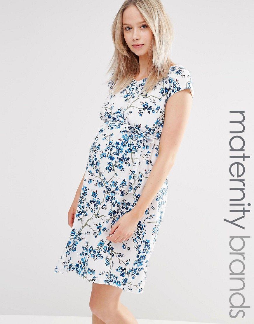 Buy it now mamalicious lena maternity shift dress white mamalicious lena maternity shift dress white maternity dress by mama ombrellifo Choice Image
