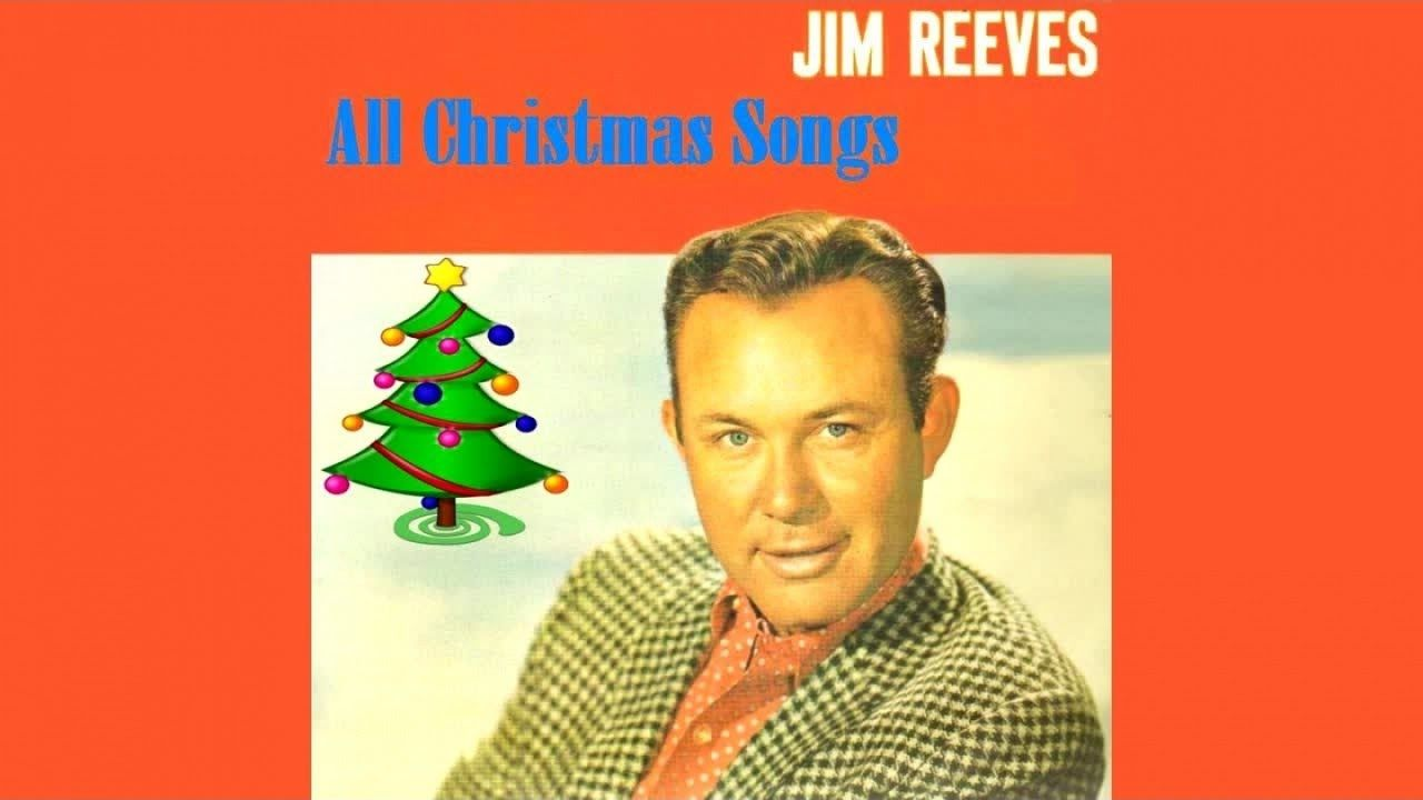 Jim Reeves - All Christmas Songs - Vintage Music Songs | Christmas ...