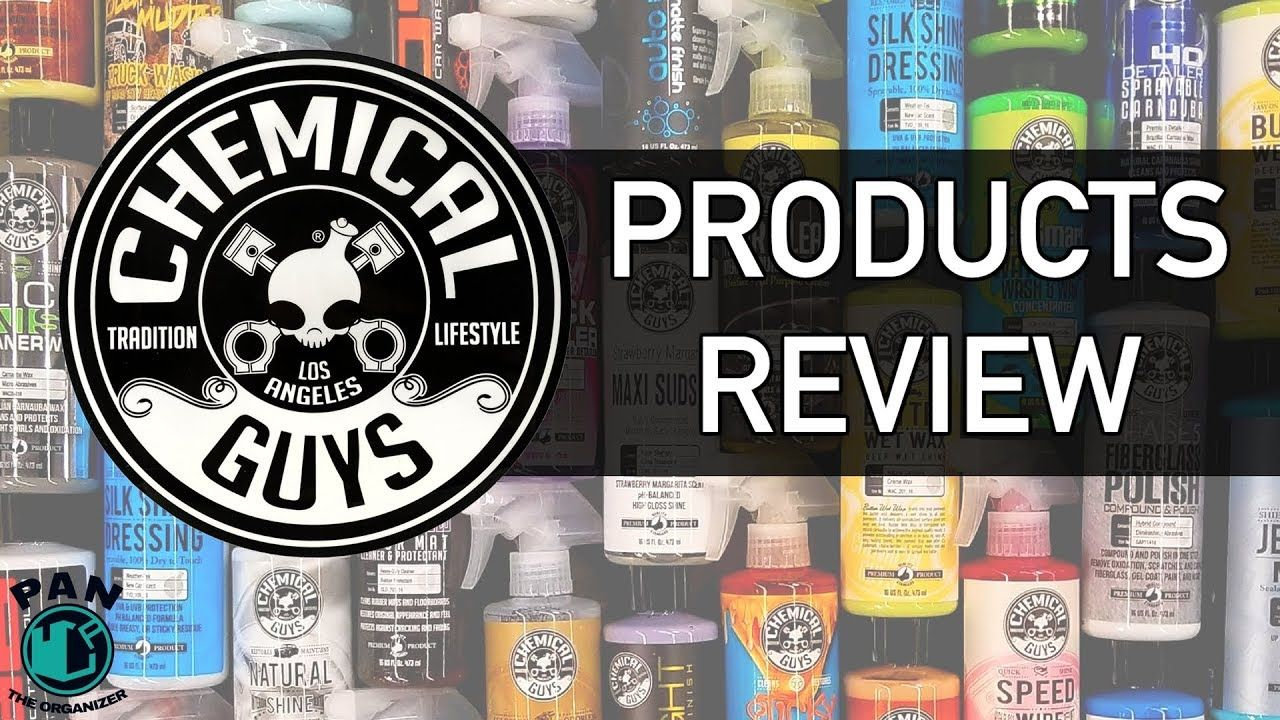 Chemical Guys Detailing Products Brand Review Chemical Guys Detailing Chemical Guys Car Detailing