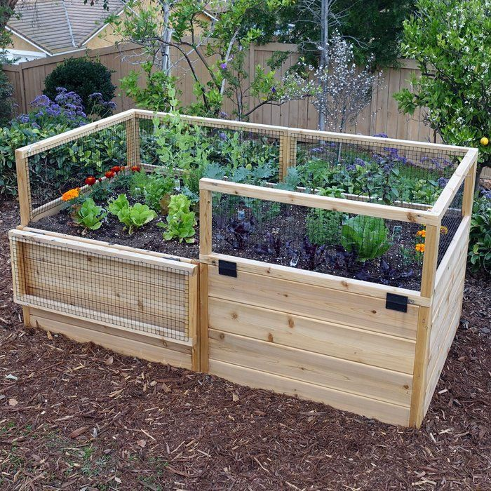 Inspirational raised garden bed kit aldi you'll love Diy