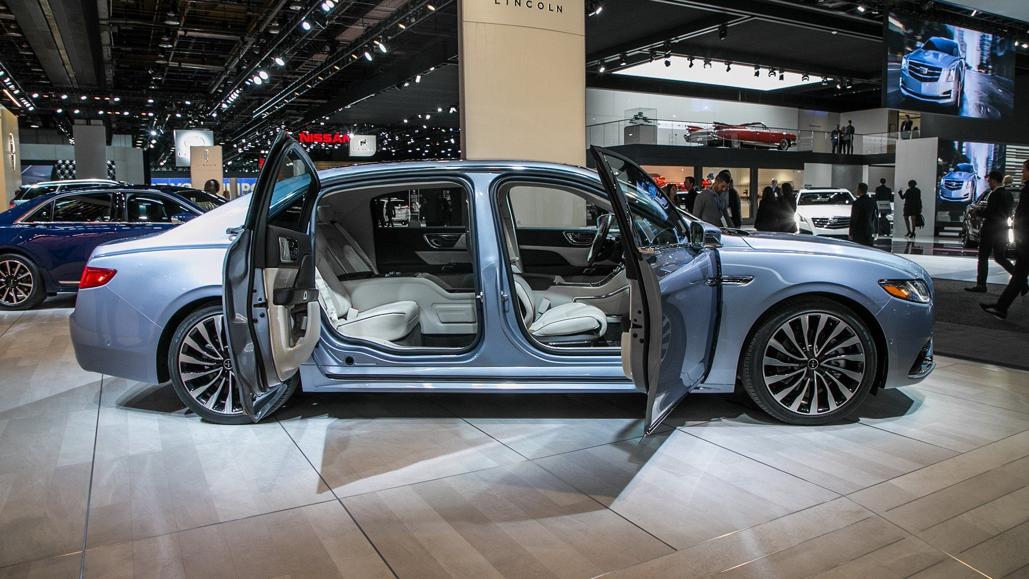 2021 Lincoln Town Car Release Date