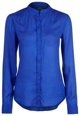 Marc O Polo Bluse Cobalt Blue Zalando At Zalando Modestil Bluse