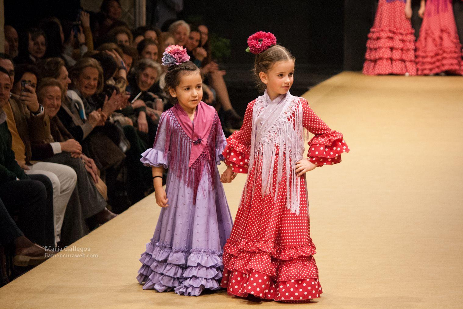 7e1920b2c flamencuraweb.com | Pasarela Flamenca Jerez 2017, Pilar Villar ...