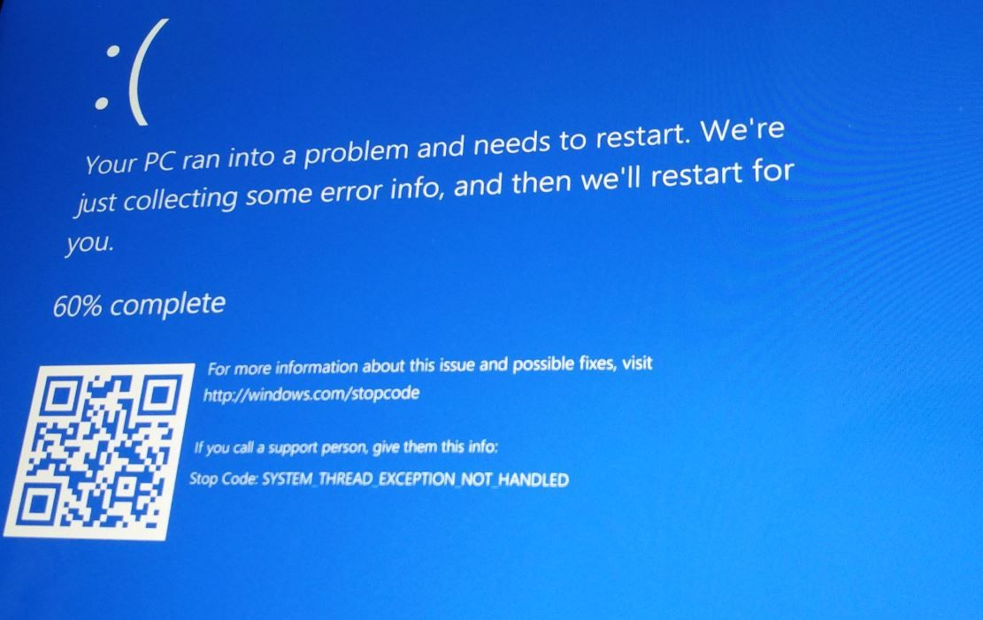Windows 10 Bsod What It Is How To Fix Different Blue Screen