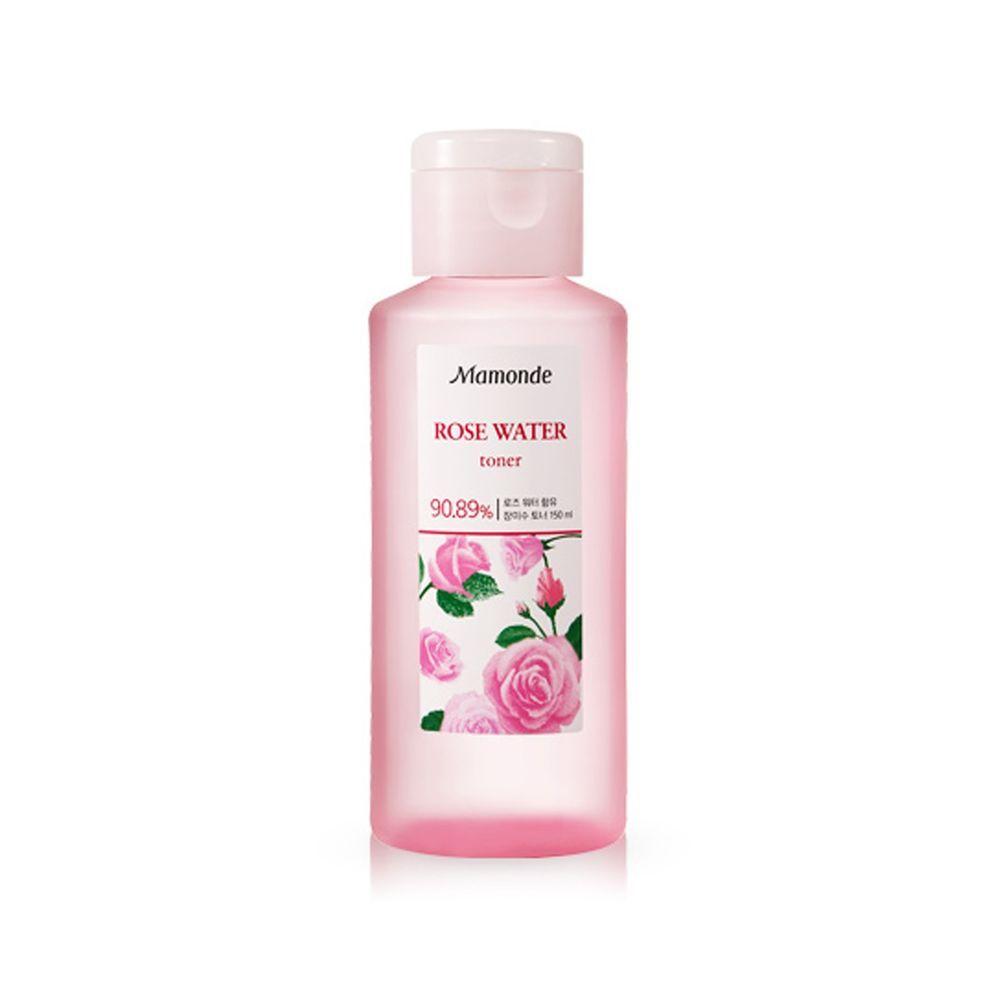 Mamonde 90 89 Rose Water Daily Skin Toner 150ml Korean Cosmetics
