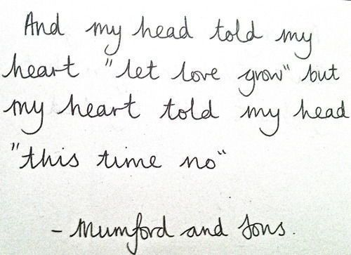 Mumford And Sons Quotes Pleasing Mumford And Sons Quote #tattoo #idea  Song Lyrics 3  Pinterest . Review