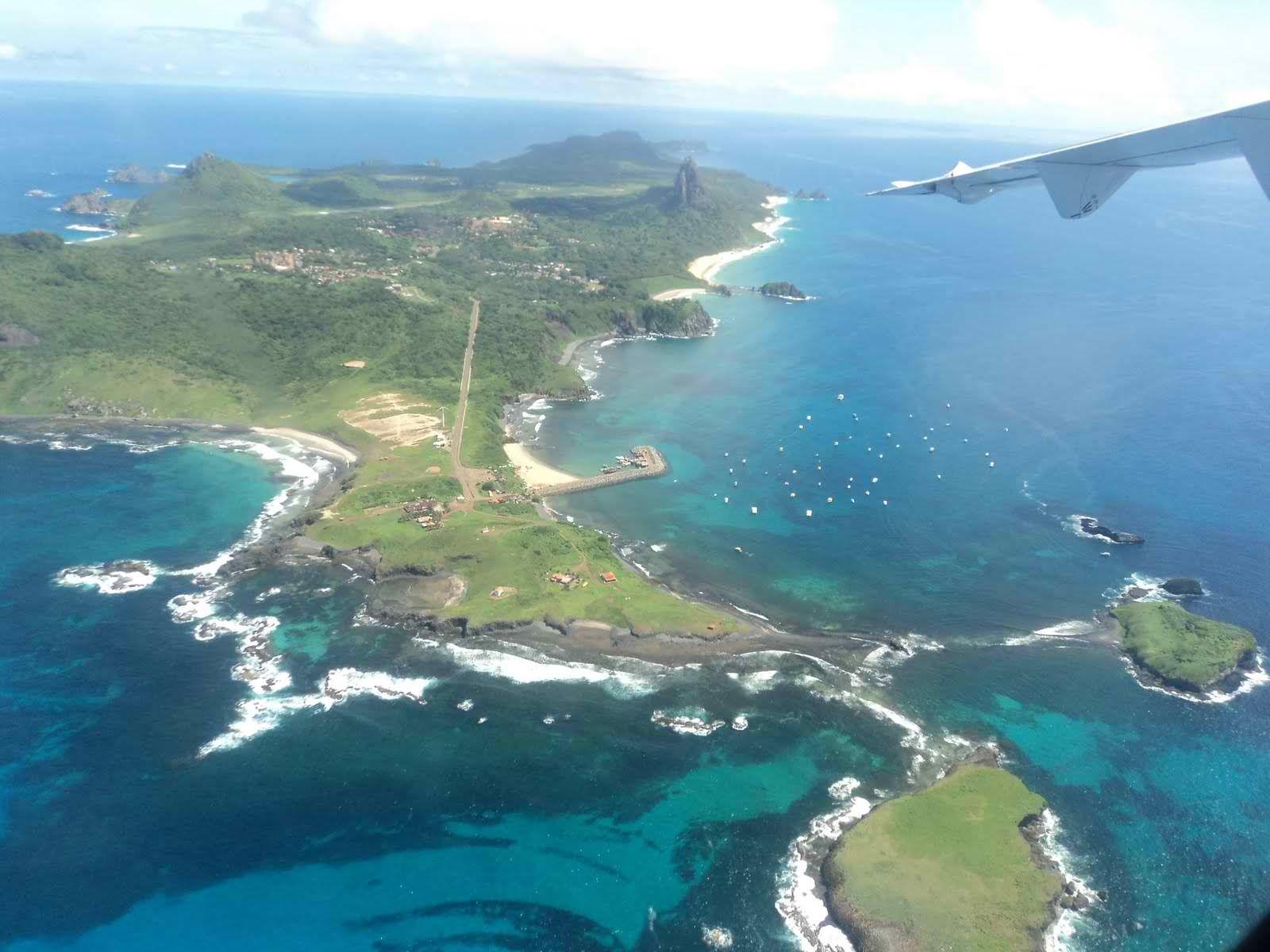 Amazing beauty island in Brazil! Fernando de Noronha ! # ...