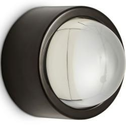 Photo of Tom Dixon Spot Round Ip44 wall lamp, black Tom DixonTom Dixon