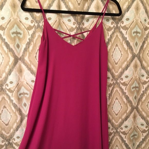 Pink box dress Cute shift dress by pink box is perfect for any event. NWT. The pink box Dresses Mini