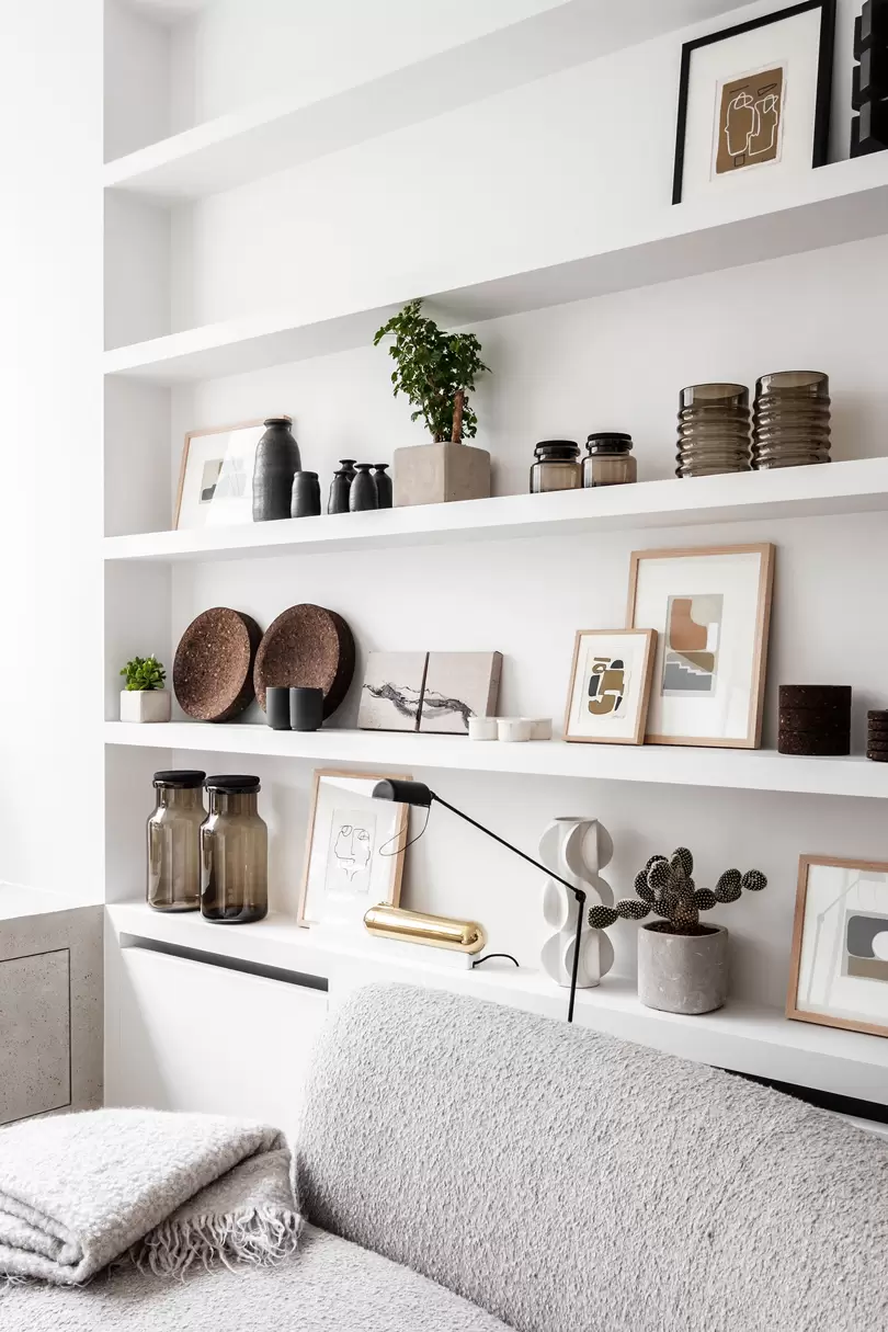 7 Easy And Affordable Ways To Make Your Shelves Look Like A Pinterest Board In 2020 Shelf Decor Living Room Living Decor House Interior