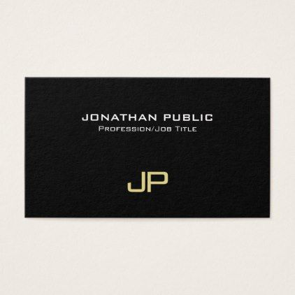 Monogram elegant modern professional plain business card monogram elegant modern professional plain business card create your own gifts personalize cyo custom reheart Images