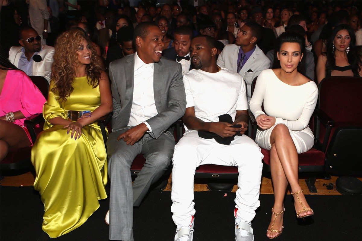 Did Kanye West S Marriage To Kim Kardashian Cause His Relationship With Jay Z To Fall Apart Beyonce And Jay Z Kim And Kanye Beyonce And Jay