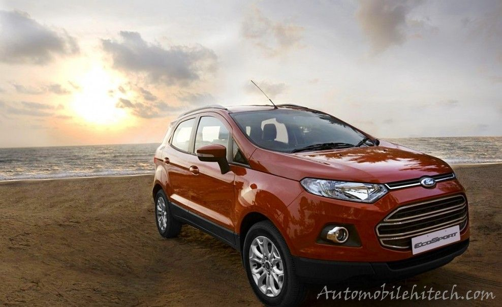 Stunning New Suv S Coming To India Ford Ecosport Compact Suv Suv