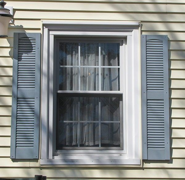 All About Exterior Window Shutters Exterior House