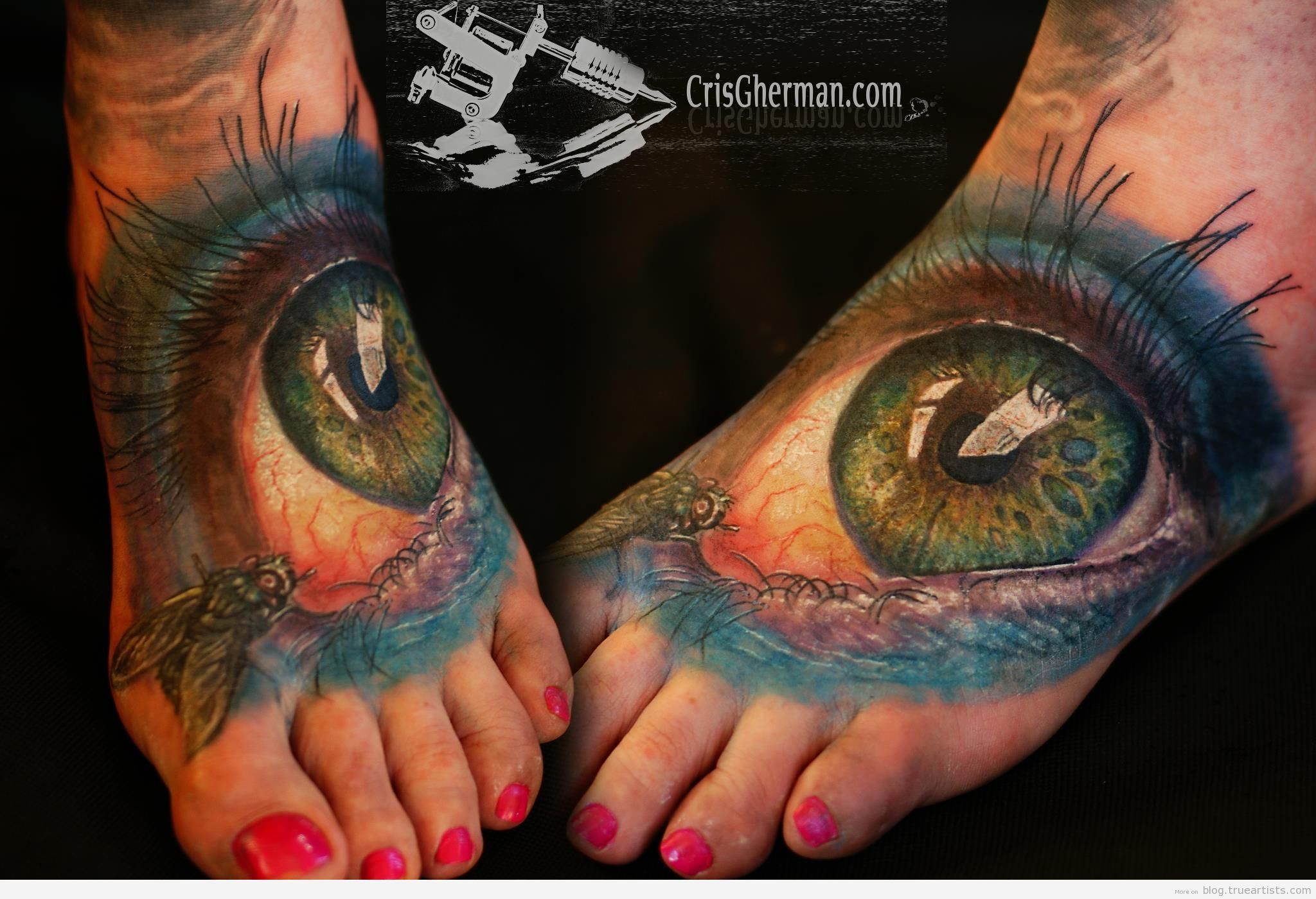 irish tattoo artist. creepy but AMAZING.