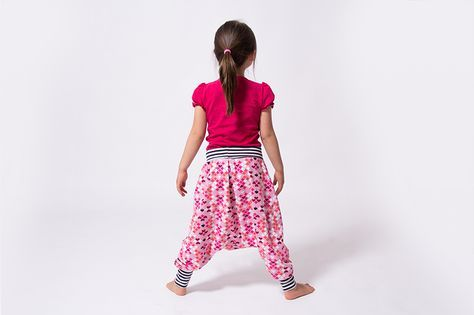 Kinderpumphose Schnittmuster bis 116 free