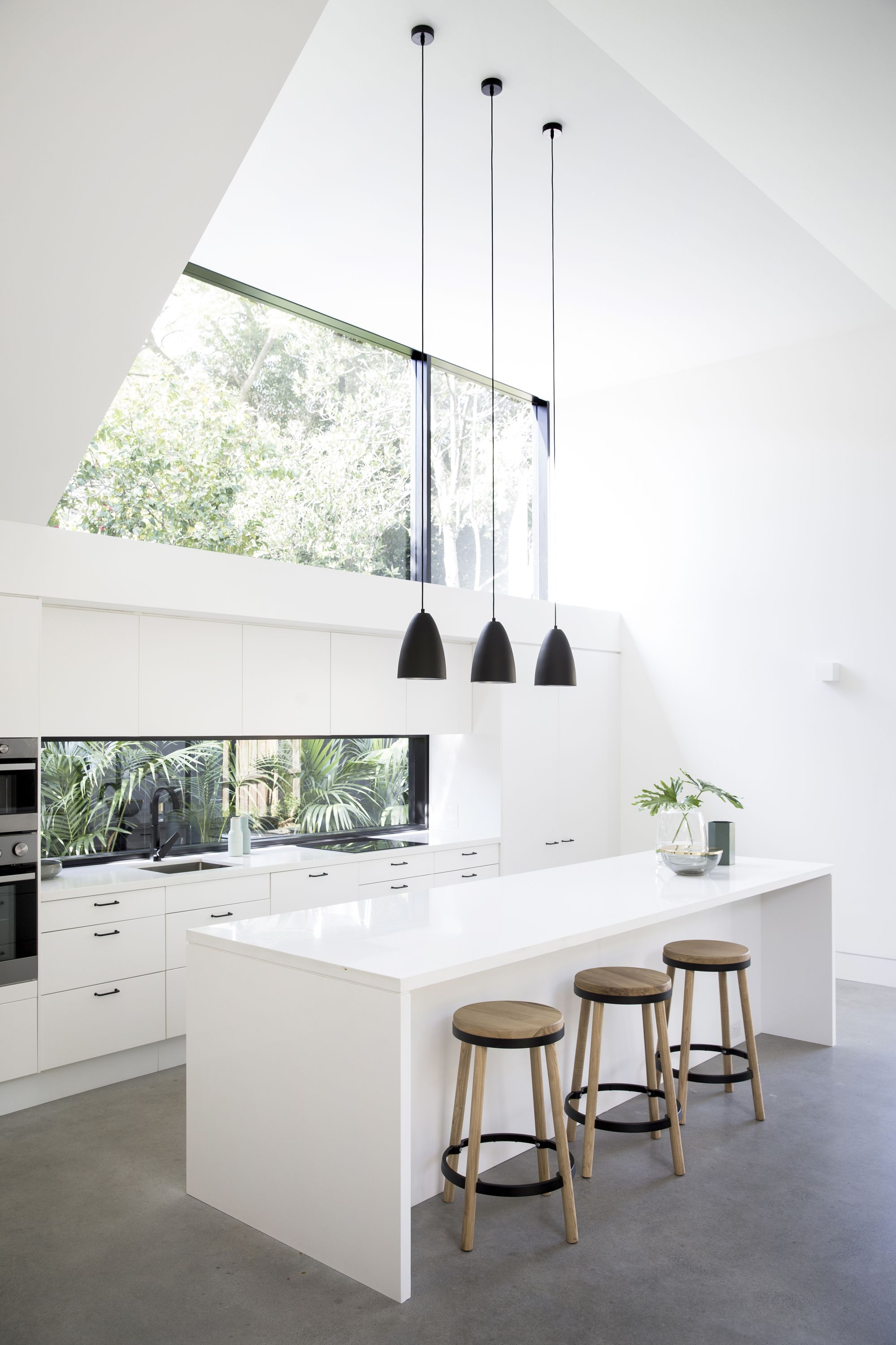 Allen key house architect prineas kitchen pinterest sydney
