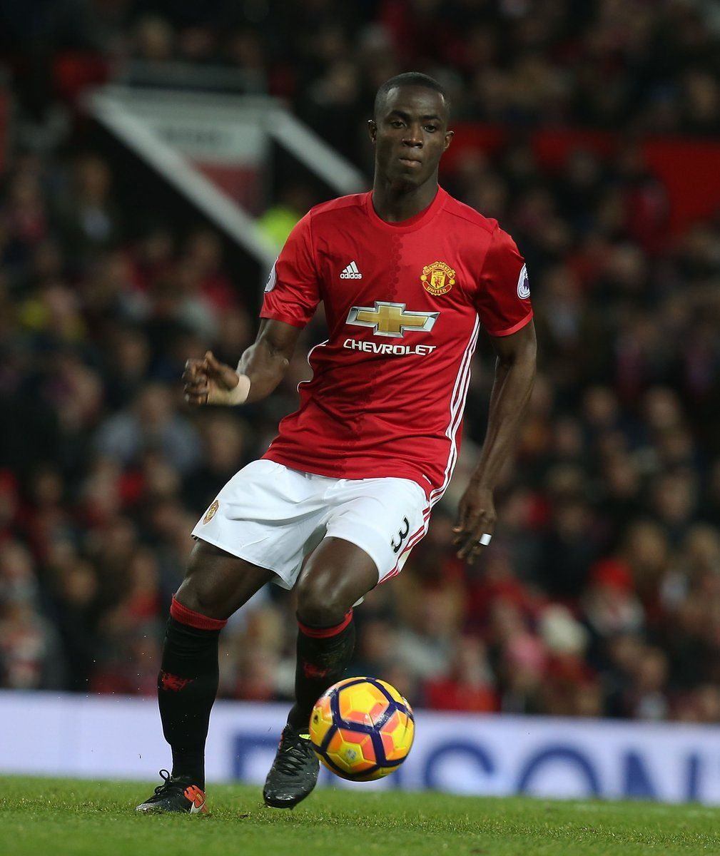 Eric Bailly Manchester United Pinterest