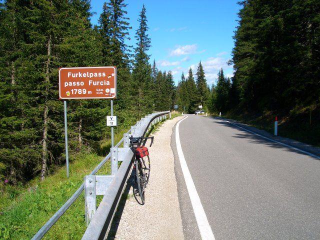 Passo Furcia (1789 m) - Alpi Occidentali